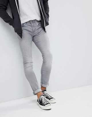 Esprit Skinny Jeans In Gray Wash