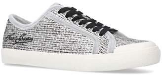 Kurt Geiger London Metallic Levvy Sneakers