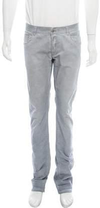 Prada Four Pocket Slim Jeans