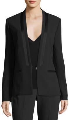 Rag & Bone Tuxx Hook-Front Tailored Blazer