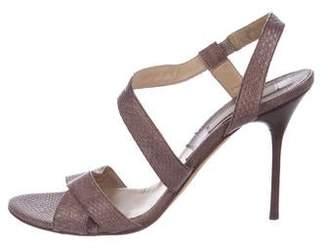 Michael Kors Karung Ankle-Strap Sandals