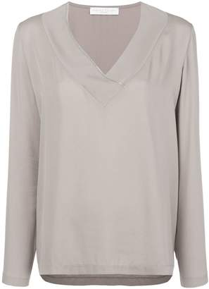 Fabiana Filippi V-neck blouse