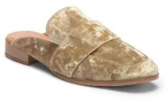 Free People At Ease Velvet Loafer