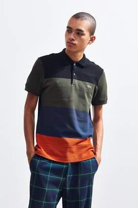 Lacoste Regular Fit Colorblock Pique Polo Shirt
