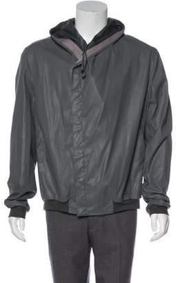 Stephan Schneider Hooded Woven Jacket