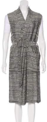 Rachel Comey Knit Belted Vest