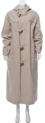 Acne Studios Wool Trench Coat