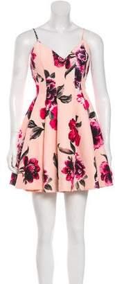 Keepsake Star Crossed Mini Dress
