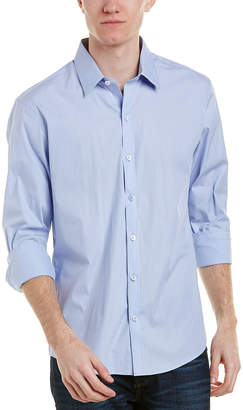 Zachary Prell Mulberry Woven Shirt