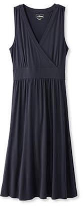 L.L. Bean (エルエルビーン) - サマー・ニット・ドレス、袖なし