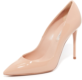 Casadei Pointed Toe Pumps $595 thestylecure.com