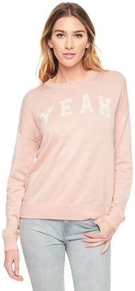 Juicy Couture Yeah Intarsia Pullover Sweater