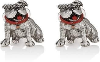 Barneys New York Men's Bulldog Cufflinks
