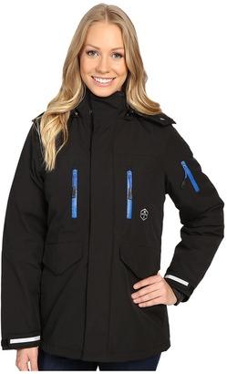 Khombu Tri Season Jacket $380 thestylecure.com