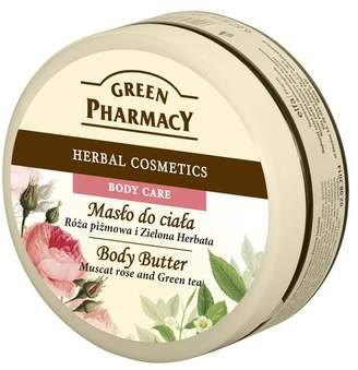 Butter Shoes Elfa Pharm Green Pharmacy グリーンファーマシー Body ボディバター Muscat Rose and Green Tea
