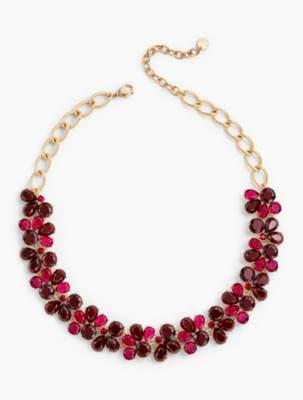 Talbots Autumn Stones Necklace