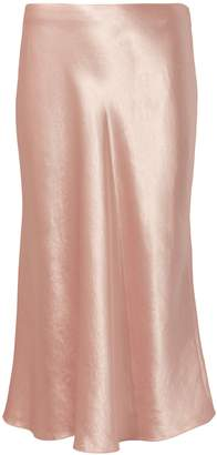 Vince Tulip Slip Skirt