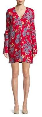 C/Meo CMEO COLLECTIVE Questions Floral Dress