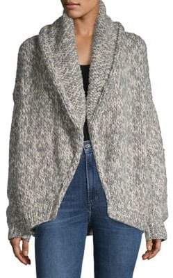 Line Alexandra Wool Cardigan Sweater