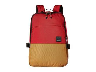 Pacsafe Slingsafe LX350 Anti-Theft Compact Backpack w/ Dectachable Crossbody