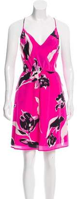 Yumi Kim Printed Sleeveless Dress