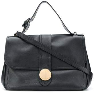 L'Autre Chose logo plaque shoulder bag