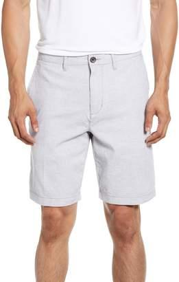 Nordstrom Linen Blend Chino Shorts