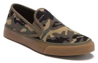 Sperry Seaside Camo Slip-On Sneaker
