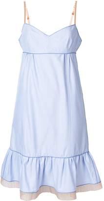 Marc Jacobs Ruffle Detail Dress