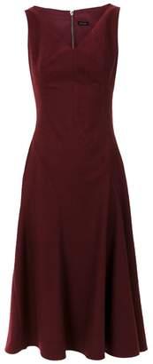 Tufi Duek panelled midi dress