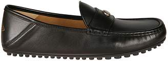 Gucci Gg Logo Loafers