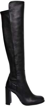Stuart Weitzman 90mm Alljill Nappa Boots