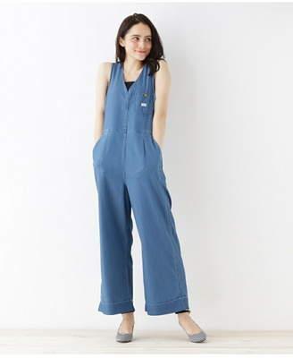 Couture Brooch (クチュール ブローチ) - Couture brooch Lee Vネックオーバーオール クチュールブローチ パンツ/ジーンズ