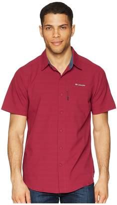 Columbia Cypress Ridge Short Sleeve Top Men's Short Sleeve Button Up