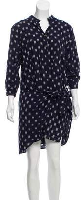 Ulla Johnson Knee-Length Long Sleeve Dress