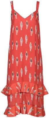 Dondup 3/4 length dresses - Item 34896976LG