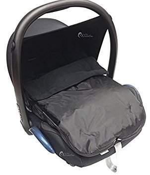 Maxi-Cosi Universal Car Seat Footmuff to Fit Pebble Black
