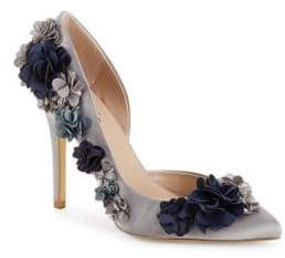 Charles by Charles David Polly Satin Stiletto Pumps