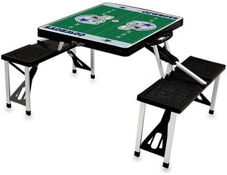 Picnic Time Dallas Cowboys Picnic Table