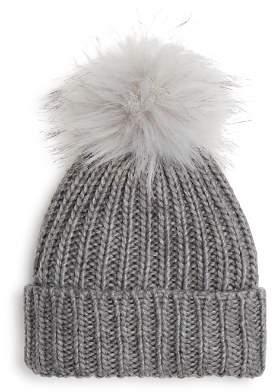 Baby Faux Fur Hat - ShopStyle f11e0580720e