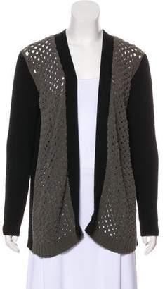 Robert Rodriguez Knit Open-Front Cardigan