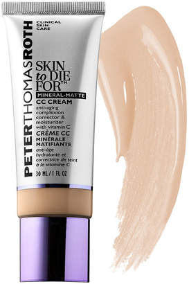 Peter Thomas Roth Skin to Die For Mineral-Matte CC Cream SPF 30