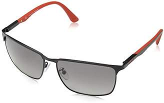 Police Sunglasses Men's SPL539 Sunglasses,One Size