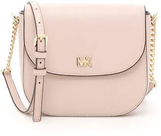 MICHAEL Michael Kors Leather Mott Crossbody Bag