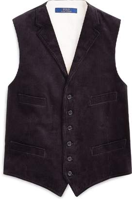 Ralph Lauren Corduroy Vest