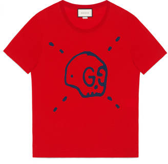 GucciGhost t-shirt $420 thestylecure.com