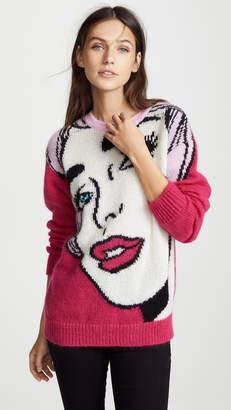 Moschino Cartoon Face Sweater