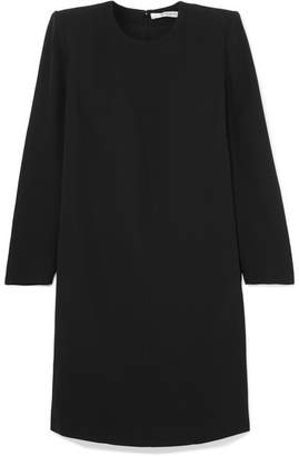 Givenchy Crepe Mini Dress - Black