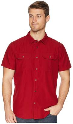 Prana Blakely Short Sleeve Men's Short Sleeve Button Up