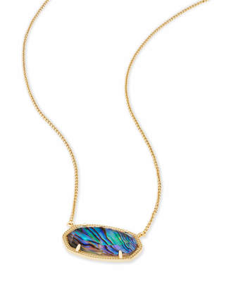 Kendra Scott Delaney Pendant Necklace in Gold